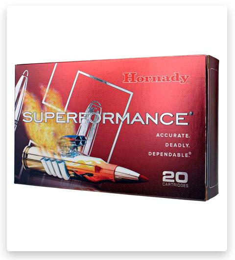 Hornady Superformance 6mm Creedmoor Ammo 90 Grain