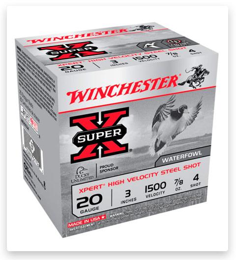 Winchester SUPER-X SHOTSHELL 20 Gauge Ammo