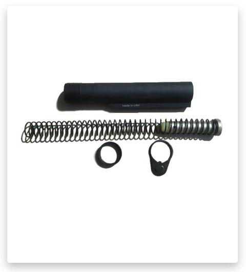 KAK Mil-Spec Carbine AR 15 Buffer Tube Kit