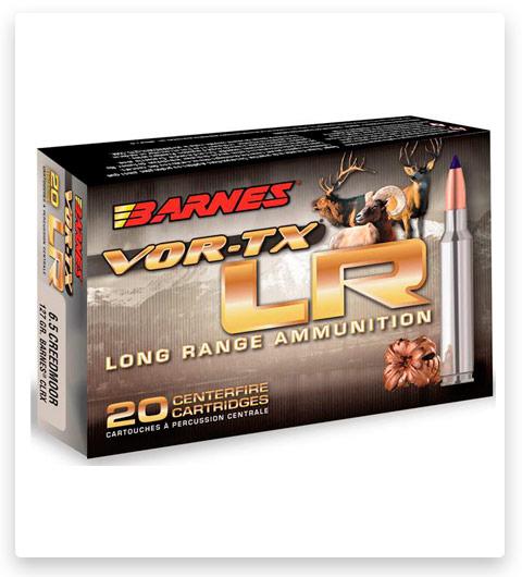 Barnes Vor-Tx Long Range Centerfire 6mm Creedmoor Ammo 95 grain