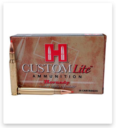 Hornady Custom 30-06 Springfield Ammo 125 Grain