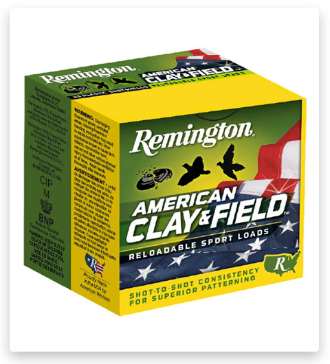 Remington American Clay & Field 28 Gauge Ammo