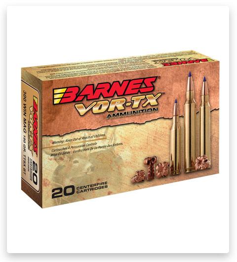 Barnes Vor-Tx 338 Lapua Magnum Ammo 280 grain