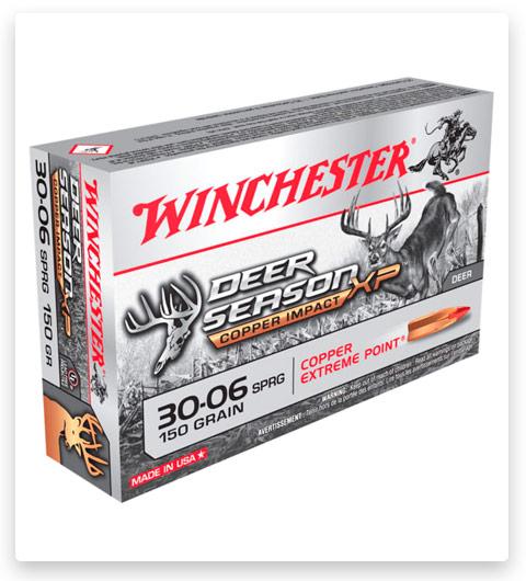 Winchester DEER SEASON XP 30-06 Springfield Ammo 150 grain