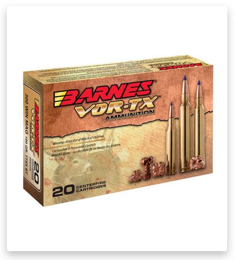 Barnes Vor-Tx 243 Winchester Ammo 80 grain