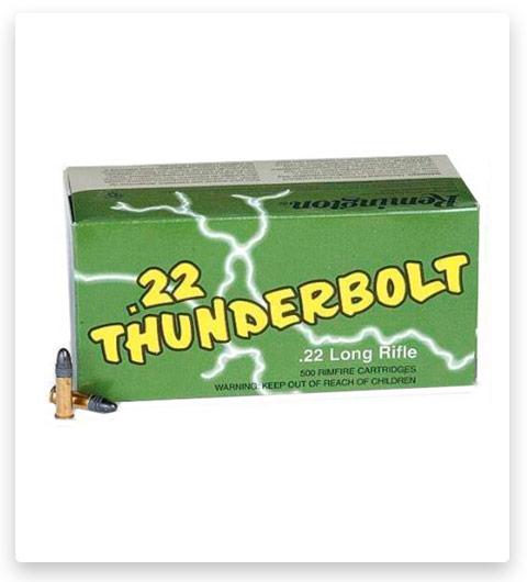 Remington 22 Thunderbolt 22 Long Rifle Ammo 40 Grain