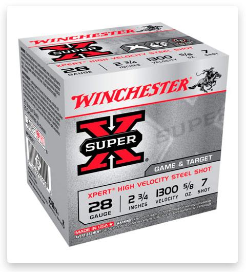 Winchester SUPER-X SHOTSHELL 28 Gauge Ammo