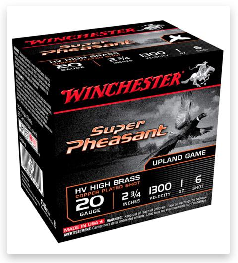 Winchester SUPER PHEASANT 20 Gauge Ammo