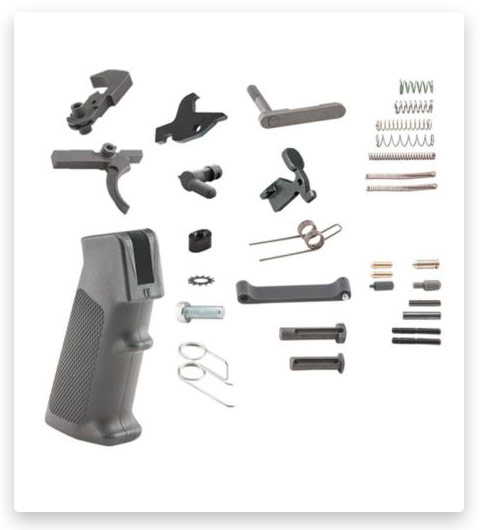 Luth-AR Lower Receiver Parts Kit Up
