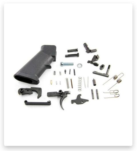 Black Rain Ordnance Lower Parts Kit GI Trigger BRO-LPK-GI