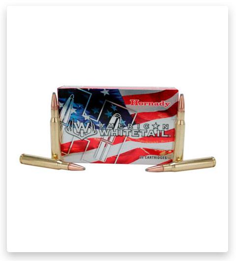 Hornady American Whitetail 30-06 Springfield Ammo 150 Grain