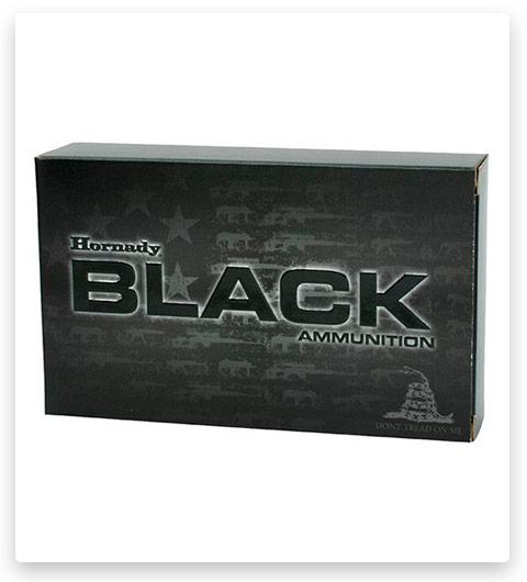 Hornady BLACK 6.5mm Grendel Ammo 123 Grain