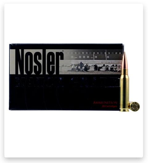 Nosler Match Grade 308 Winchester Ammo 175 Grain