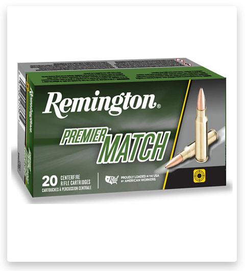 Remington Premier Match 260 Remington Ammo 140 Grain