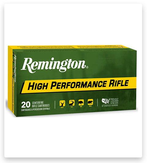Remington High Performance Rifle 22-250 Remington Ammo 55 Grain
