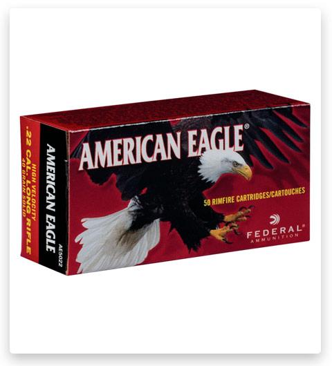 Federal Premium American Eagle Rimfire 22 Long Rifle Ammo 40 grain