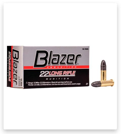 CCI Blazer Rimfire 22 Long Rifle Ammo 40 grain