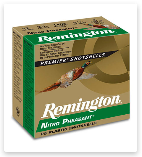 Remington Nitro Pheasant Loads 20 Gauge Ammo
