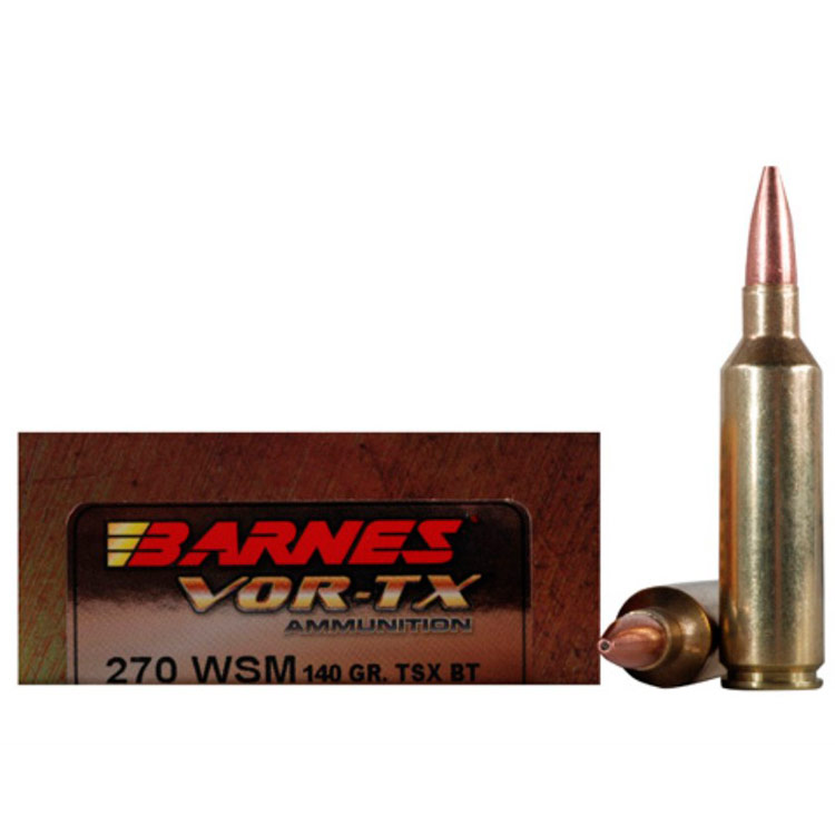 Best 270 Win Short Magnum Ammo 2021
