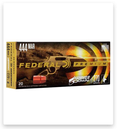 Federal Premium HammerDown 444 Marlin Ammo 270 Grain