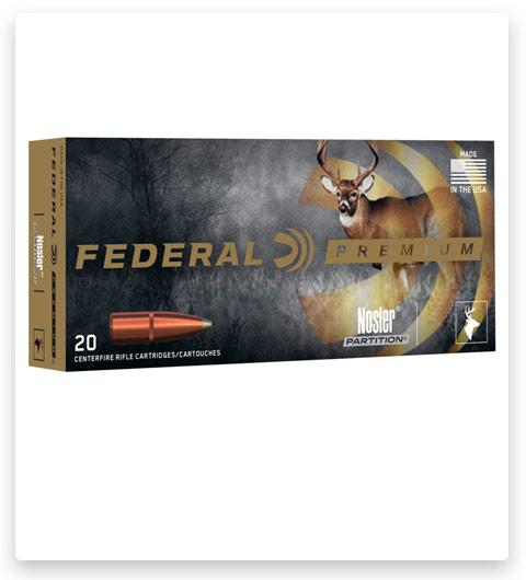 Federal Premium VITAL-SHOK 6mm Remington Ammo 100 grain