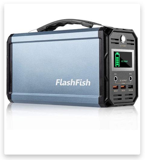 Flshfish 300W Solar Generator