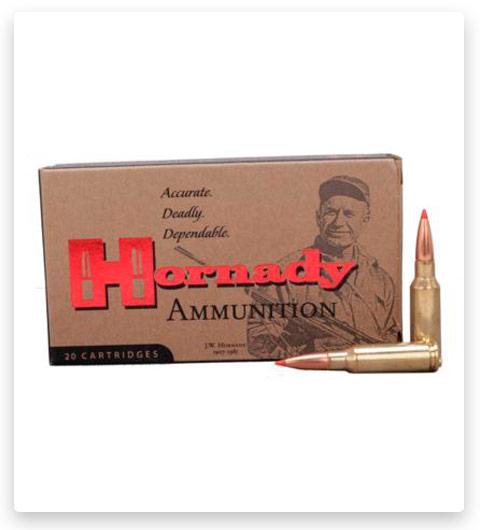 Hornady Custom 6.5mm Grendel Ammo 123 Grain