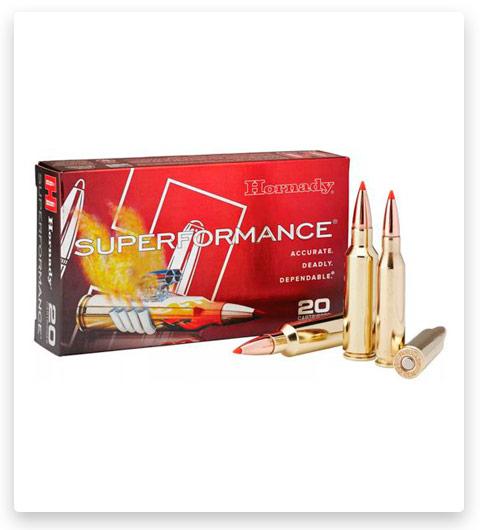 Hornady Superformance 30-06 Springfield Ammo 150 Grain