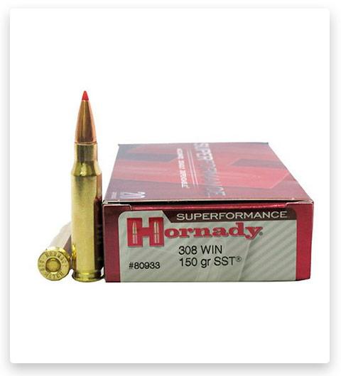 Hornady Superformance 308 Winchester Ammo 150 Grain