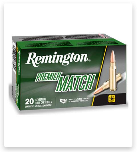 Remington Premier Match 6.5mm PRC Ammo 145 Grain