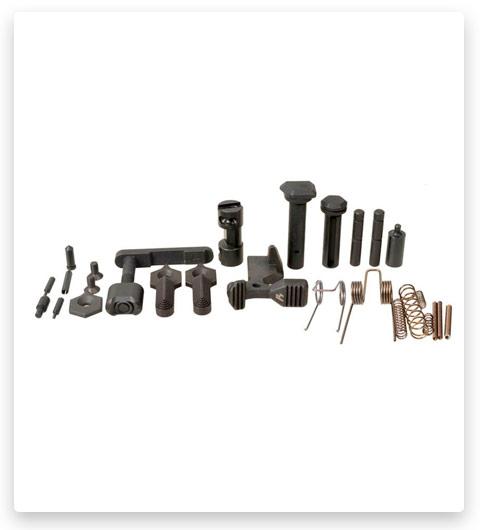 Strike Industries AR Enhanced Lower Receiver Parts less Trigger, Hammer& Disconnect SI-AR-E-LRPLT