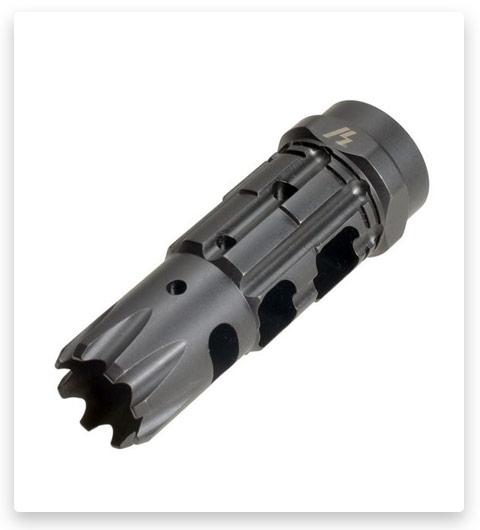 Strike Industries Triple Crown 223/5.56 AR 15 Compensator