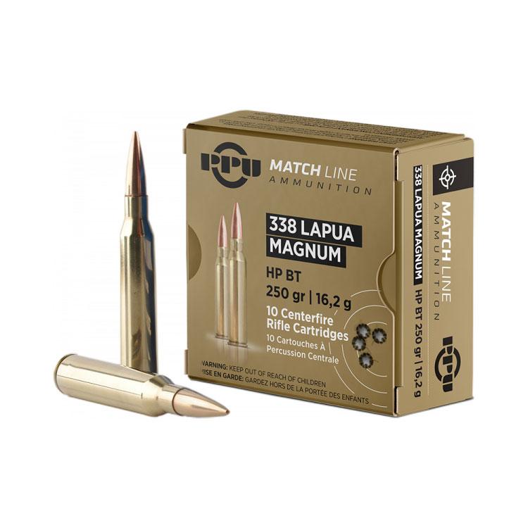 Best 338 Lapua Magnum Ammo 2021
