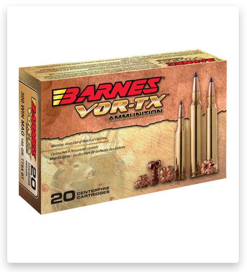 Barnes Vor-Tx 260 Remington Ammo 120 grain