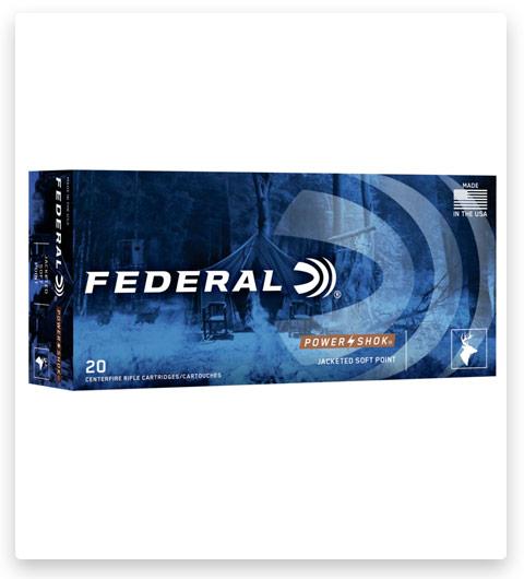 Federal Premium Power-Shok 30 Carbine Ammo 110 grain