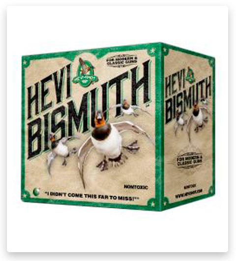 HEVI-Shot HEVI-BISMUTH WATERFOWL 28 Gauge Ammo