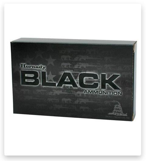 Hornady BLACK 300 AAC Blackout Ammo 208 Grain