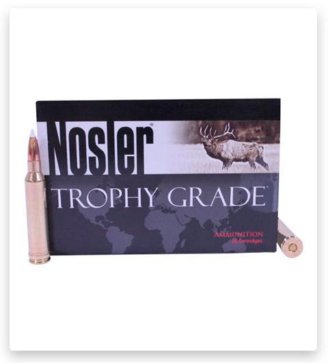 Nosler Trophy Grade 7mm Remington Magnum Ammo 140 Grain