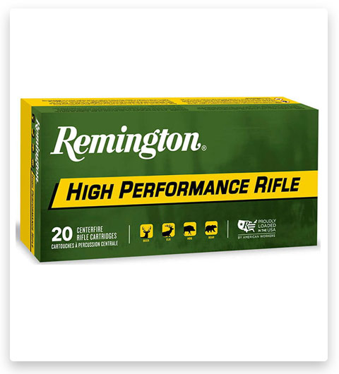 Remington High Performance Rifle 375 H&H Magnum Ammo 270 Grain