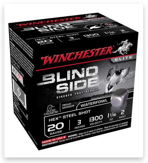 Winchester BLIND SIDE 20 Gauge Ammo