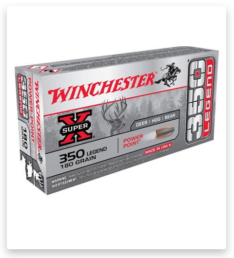 Winchester SUPER X-RIFLE 350 Legend Ammo 180 grain