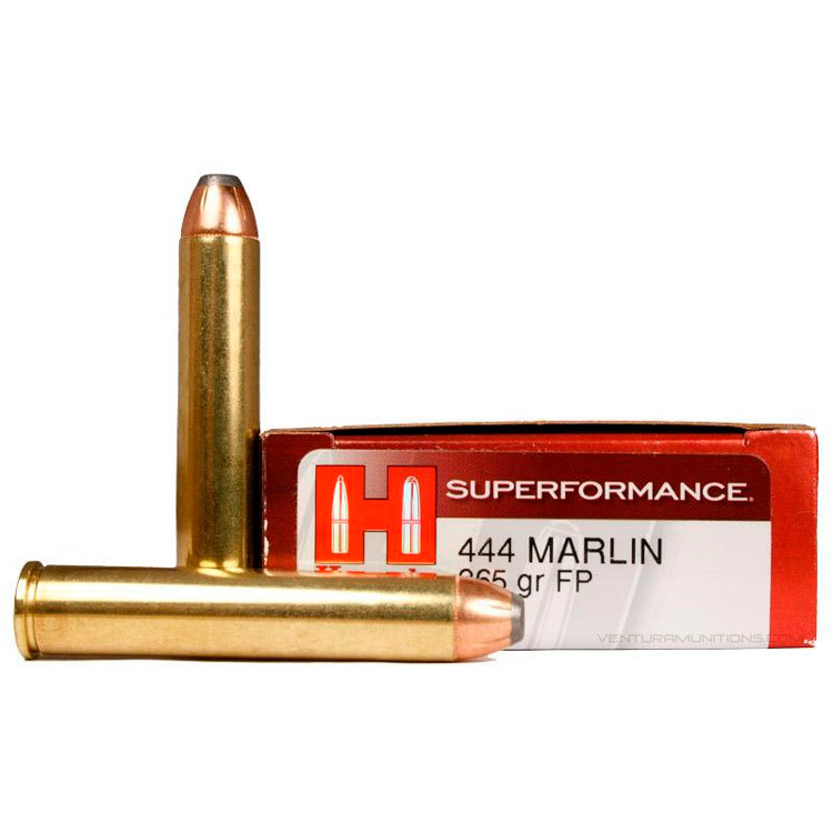 Best 444 Marlin Ammo 2021