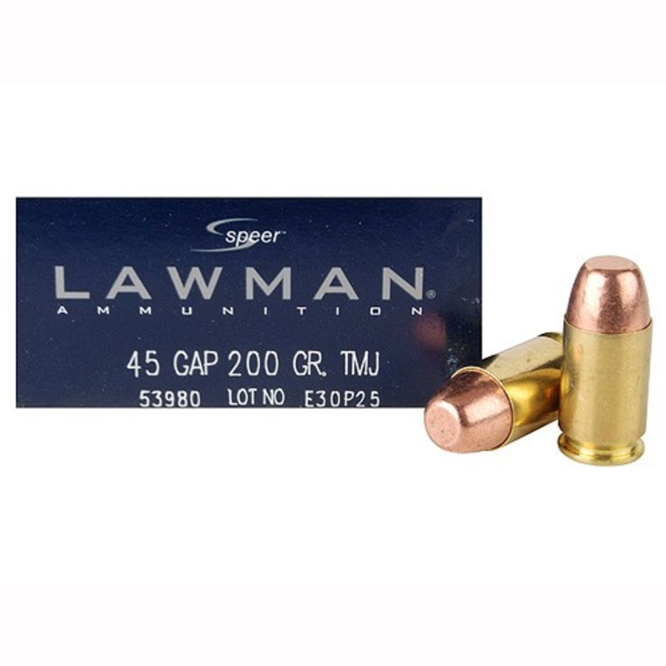Best 45 GAP Ammo 2021