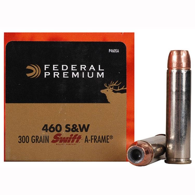Best 460 S&W Ammo 2021