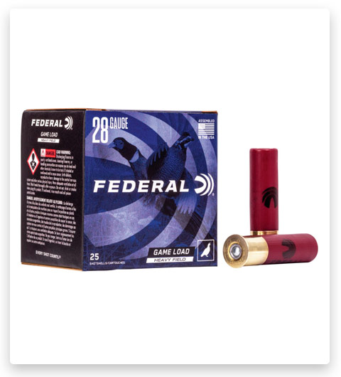 Federal Premium Game Shok 28 Gauge Ammo