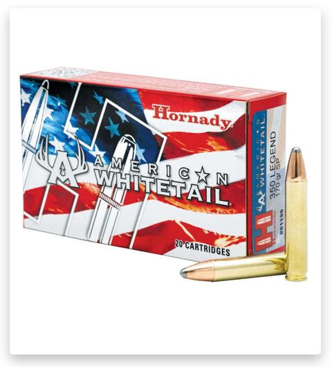 Hornady American Whitetail 350 Legend Ammo 170 Grain