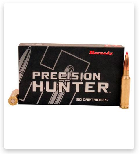 Hornady Precision Hunter 6.5mm Creedmoor Ammo 143 Grain