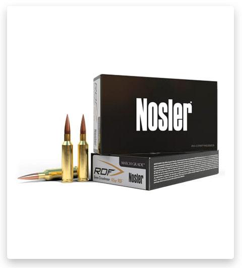 Nosler 6mm Creedmoor Ammo 115 Grain