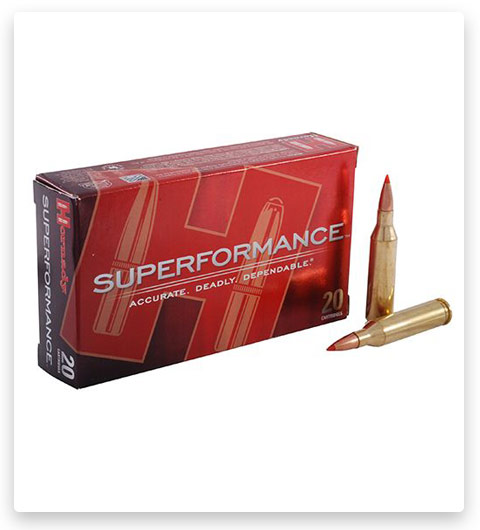 Hornady Superformance 260 Remington Ammo 129 Grain