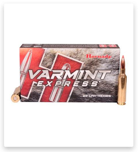Hornady Varmint Express 6mm Creedmoor Ammo 87 Grain